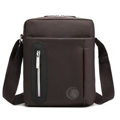 Casual Nylon Zip Messenger Bag #>=#>=#>=#>=#> Click on the pin to check out discount price, color, size, shipping, etc. Save and like it!