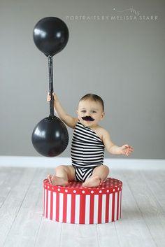 Vintage Zirkus Gewichtheber Kostüm selber machen | Kostüm Idee zu Karneval, Halloween & Fasching