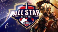 League of Legends : All Star Dunkey