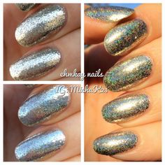 ehmkay nails: F.U.N Lacquer Payday Holo with NYC Bergdorf Goodman Holiday Window Displays  http://ehmkaynails.blogspot.com/2015/01/fun-lacquer-payday-holo-with-nyc.html