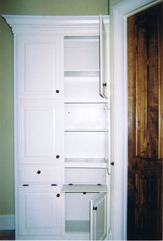 Astounding Built in Linen Closet Cabinets with Raised Panel Cabinet Door Styles in White and Black Matte Cabinet Knobs also Drop Down Cabinet Door Styles from Cabinet Decor Accents