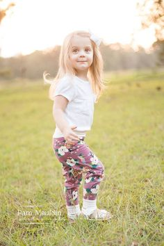 Kids Unisex Joggers PDF Sewing Pattern by Ellie and Mac
