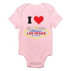 I love las #vegas - #nevada / gambling / america / #novelty / fun themed baby gro,  View more on the LINK: 	http://www.zeppy.io/product/gb/2/121299838246/