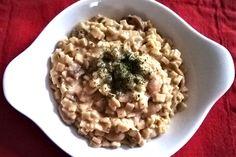 Risotto de crozets et champignons au Thermomix - Cookomix