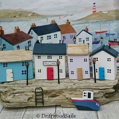 Driftwood Art & Recycled Wood Art Handcrafted by DriftwoodSails