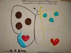 Νηπιαγωγός για πάντα....: Προσεγγίζοντας την Τέχνη Διαθεματικά: Έντομα (Α΄Μέρος) Blog, Art, Art Background, Kunst, Blogging, Performing Arts, Art Education Resources, Artworks