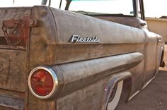 1958 Chevrolet Apache in Bare Metal from Hale's Speed Shop :: via Moto Verso