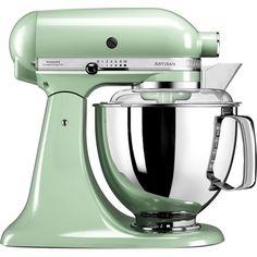 4,8 L KitchenAid ARTISAN Küchenmaschine 5KSM175PS | Küche ...