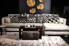 Rough Rugs new collection: LOVE IT!!! #L4interieur #oosterbeek