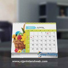 The easiest #Desktop #Calendar Printing and application for teams and businesses. http://www.njprintandweb.com/product/desktop-calendars/