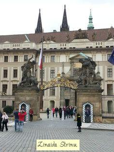 Prague Castle - Castelul din Praga