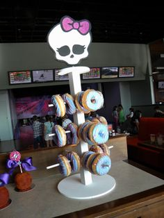 Great ideas for Monster High games and decor. Fun birthday party idea.