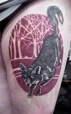 Tattoo par Hannah Willison