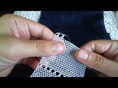 Aynur Şimşek İğne Oyası File nasıl başlanır - YouTube