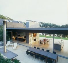 41 Super Ideas exterior house new zealand modern Residential Architecture, Amazing Architecture, Modern Architecture, Modern Gazebo, Best Architects, Lake Cottage, Lounge, House And Home Magazine, Modern Buildings