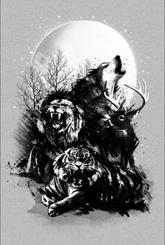 Black, Gray and White by Dan Elijah Fajardo, via Behance