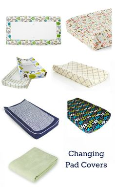 changing pads covers