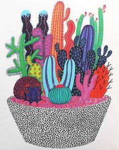 Cactus | Melinda Tracy Boyce
