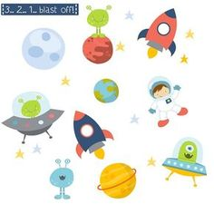 Space Fabric Wall Stickers by Littleprints, the perfect gift for Explore more unique gifts in our curated marketplace. Wall Stickers Birds, Cute Stickers, Wall Decals, Vinyl Decals, Wall Art, Kawaii Drawings, Cute Drawings, Arte Gundam, Memo Notepad