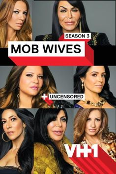 Mob Wives - Guilty Pleasures.  Love these ladies!