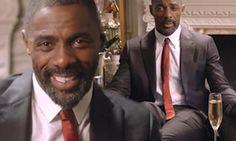 'Will you be my Valentine?': Idris Elba sends Facebook into meltdown