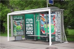 Carlsberg ad in Russia - May 2012