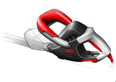 SKIL powertools by FLEX/the INNOVATIONLAB , via Behance