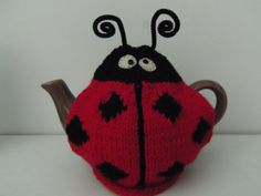 Ladybird tea cosy :)