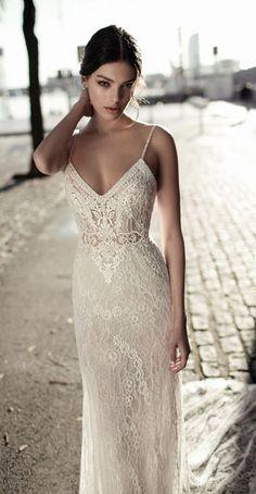 Featured Wedding Dress: Gali Karten; www.galikarten.com; Wedding dress idea.