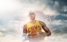 king james 2015 cleveland cavaliers wallpaper