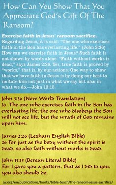 5_9_2_How To Show Appreciation For Ransom #whatdoesthebiblereallyteach #wherearethedead #woljworg #jworg #bible #scriptures #Jehovah, #Yahweh #Jesus #Christ #truth #kingdom #goodnews #preach #God #biblestudy #theransom #worship #faith #lord #tvjworg #paradise #heaven #earth #love #Christian #newsystem #newworld #divinename #Tetragrammaton #deathnomore #Godsgovernment #everlastinglife #resurrection #death #Jeshua #Yeshua #lastdays #watchtower #awake #newworldtranslation #kingjamesversion