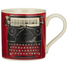 So I'm thinking I SHOULD get me this here mug and maybe it'll encourage me to get my story written!!!!! gggggrrrrrr   £5.95