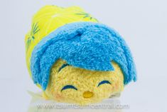 Joy (Inside Out) at Tsum Tsum Central