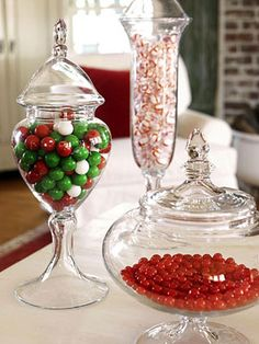 love using candy as decor!