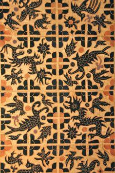 Miao Zu tribe, China, patchwork