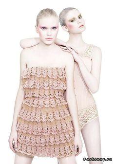 crochet/tricot just inspiration... more: http://pinterest.com/gigibrazil/crochet-and-knitting-lovers/