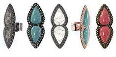 Bohemian Nights Isle Of Capri, Samantha Wills, Bohemian, Jewellery, Rings, Collection, Capri, Jewels, Schmuck