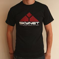 Skynet - Regular Fit T-shirt | Last Exit to Nowhere