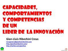 ¿Que es lo que deberia desarrollar un profesional para convertirse en un lider de la innovación?