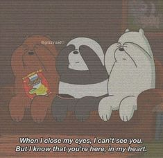 always be Lilith never eve. Cute Panda Wallpaper, Cartoon Wallpaper Iphone, Bear Wallpaper, Wallpaper Quotes, We Are Bears, Ice Bear We Bare Bears, We Bear, We Bare Bears Wallpapers, Panda Wallpapers