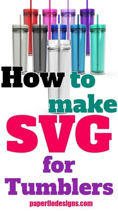Learn how to make SVG files for tumblers. Have you always wanted to make your own designs for your Cricut crafts? Now is your chance to learn how with this free video course. Circuit Projects, Vinyl Projects, Diy Resin Crafts, Cork Crafts, Wooden Crafts, Cricut Tutorials, Cricut Ideas, Cricut Vinyl, Cricut Craft