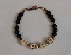 Handmade Jewelry for your Valentine at #JACYF - Check out this great Bracelet!