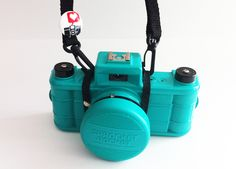 Now you can have Straps in your Sprocket Rocket! - Lomography