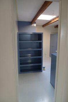 Badkamer en meubels van epoxy