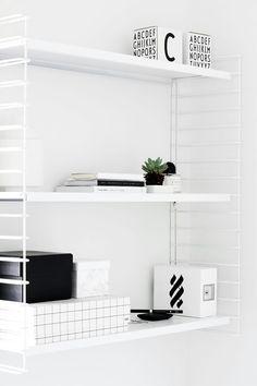 universal-blueprint: Hema Tomado Shelves | String Shelves Alternative via My Dubio