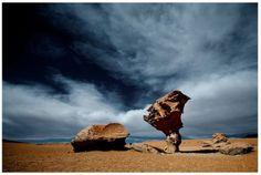 Salvador Dali Desert - Bolivia