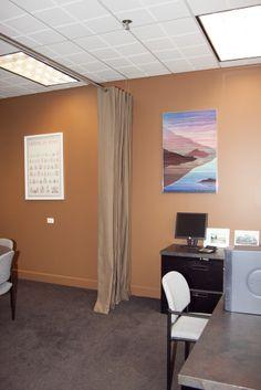 Khaki Room Divider Kit - Interior Room Dividers at iRoom Dividers Office Room Dividers, Hanging Room Dividers, Create Space, Your Space, Teen Room Decor, Room Interior, Dorm Room, Accent Decor, Separate