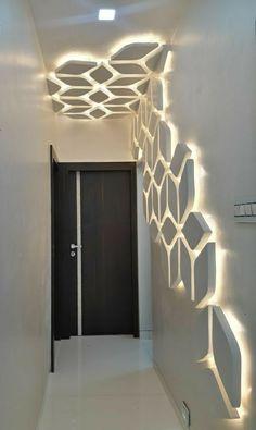 Interior Ceiling Design, House Ceiling Design, Ceiling Design Living Room, Bedroom False Ceiling Design, Room Design Bedroom, Tv Wall Design, House Front Design, Home Ceiling, Home Room Design
