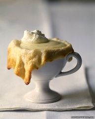 Eggnog Cups for #Christmas - Martha Stewart Recipes