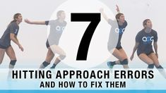 This content was taken directly from our new Volleyball Coaches Handbook, which features 300 pages of lectures, drills and worksheets from our best clinic sessions over the past 5 years. Check it out here! Error #1: Player's footwork in the approach is backwards (known as